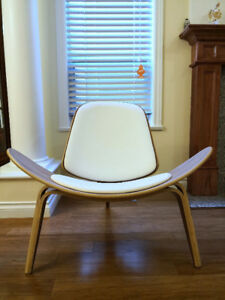 Danish Shell Chairs
