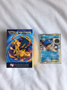 Pokemon Evolutions Pre-Release: Charizard EX, Dragonite EX++ Kitchener / Waterloo Kitchener Area image 6