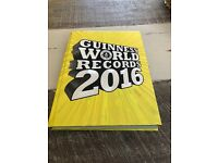 Guinness book of records 2016