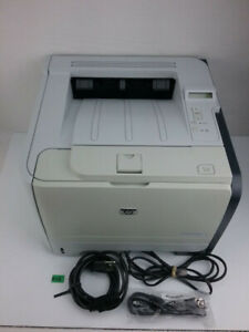 HP LASERJET P2055DN WORKGROUP MONOCHROME PRINTER 4486 PAGE COUNT