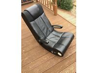 X Rocker Gaming Chair - black - Xbox play station