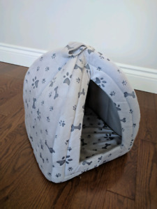 pet tent / kitten or small dog / tente chat ou petit chien