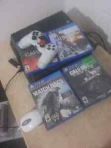 Ps4+ games headset  London Ontario image 2