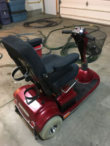 PACE SAVER PLUS III MOTORIZED SCOOTER