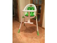 Highchair by Mamas & Papas