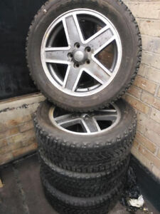 Set of Winter Tire for Sale