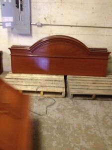 Only $15 Liquidation head board King-Size bed