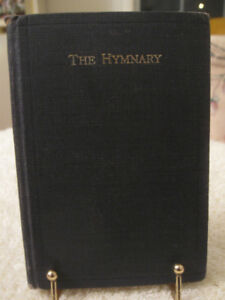 "OLD VINTAGE COLLECTIBLE   "" THE HYMNARY of the UNITED CHURCH"""