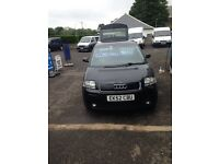 audi a2 for sale 52 reg (kilmarnock)1 years mot 144 on the clock service alloys great car to drive