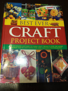 Craft Project Book