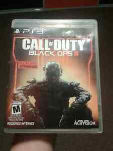 Black ops 3 Ps3 45$ negociable Gatineau Ottawa / Gatineau Area image 1