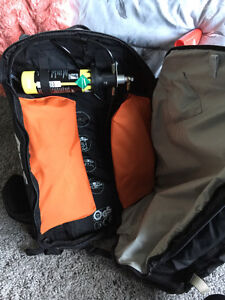 AIRBAG BACK PACK AVALANCHE SAFETY PACKAGE
