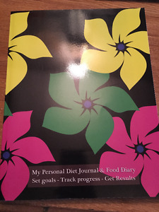 My Personal Diet and Journal & Food Diary