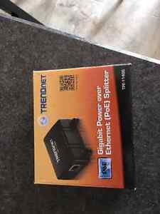 Home Networking - Trendnet Power Over Ethernet (POE) New