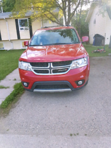 2016 dodge journey fully loaded AWD