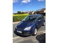 Ford Focus cmax 12 months mot 06 reg £1195