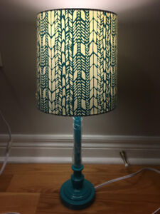 Blue Lamp for Sale