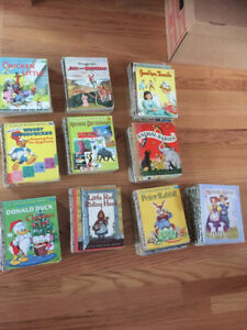 Little Golden Books - Box of 101 Books