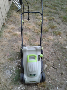 LawnMaster Electric Lawn Mower