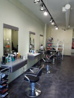 Chair Rental - Roncesvalles Hair Salon and Ania Skin Care