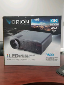 4K projector with full HD at 1080P