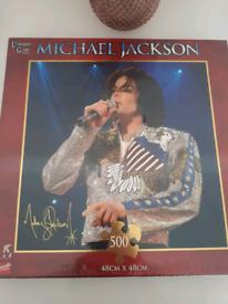 Michael Jackson 500 Piece Jigsaw