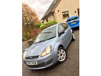Ford Fiesta 1.25 Zetec Style**Amazing,Genuine 34978 Miles Only !**