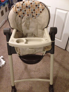 Graco High Chair Regina Regina Area image 1