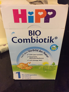 WANTED: STAGE 1HIPP COMBIOTIC INFANT FORMULA
