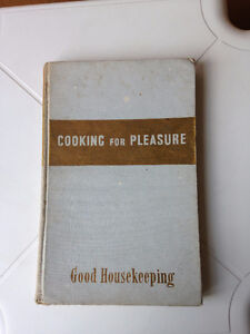 Cooking for Pleasure - Good Housekeeping UK - (1960)