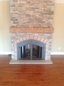 Fireplaces installed starting at $2499.00 Cambridge Kitchener Area image 1