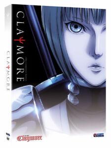 Claymore Complete Series on DVD Japanese Anime Manga!