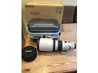 Canon EF 300mm F2.8 II EF IS L USM Lens