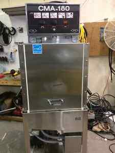 USED COMMERCIAL DISH MACHINES