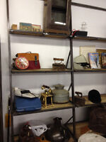 Antiques, Meubles Industriels / Industrial Furniture