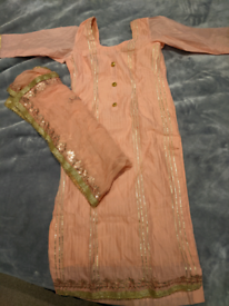 Indian / Pakistani Suit Dress