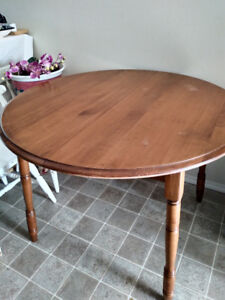 Antique dining Table made of real wood