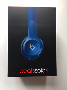 Beats solo 2 for sale