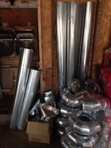 Metal Ducts, Pipes and Fittings