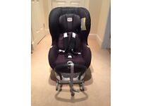 Car seat with ISOFIX (Britax)