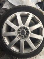 Pneu d'hivers/winter tires