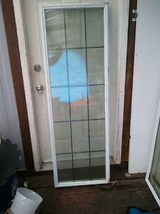 Brand new windows & Storm Door