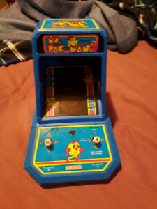 Ms pacman 1980 coleco arcade sale or trade