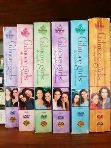 Gilmore Girls DVD Set x 6 seasons