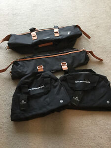 TWO BUGATTI AND TWO STORMTECH BAGS