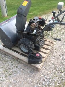 Snowblower for parts or fix