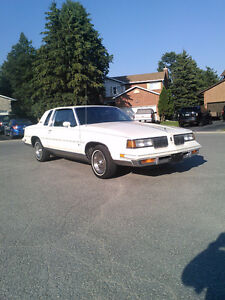 1988 cutlass classic in excellent condition