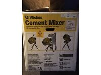 Belle mini mix Cement mixer