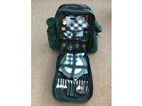 Backpack Picnic Hamper