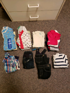 12-18 month boys lot